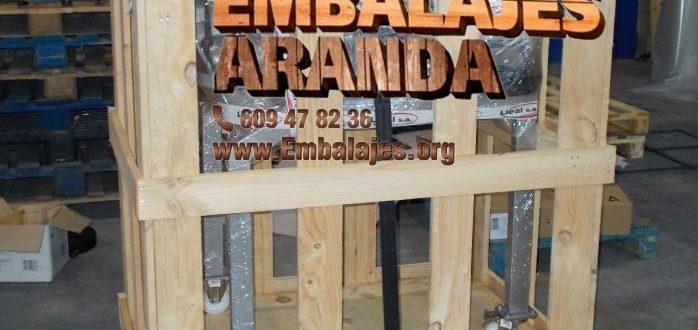 Embalaje industrial Manzanares Ciudad Real