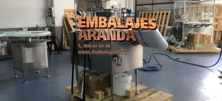 Embalaje industrial Marmolejo Jaén