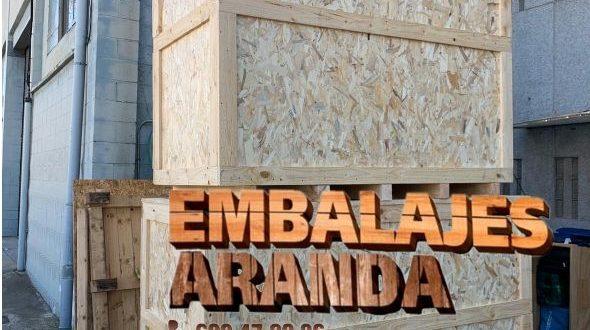 Embalaje industrial Martorelles Barcelona