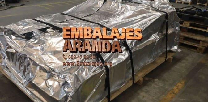Embalaje industrial Melilla
