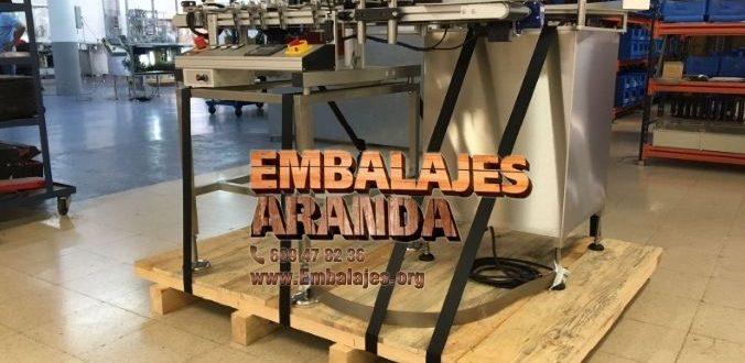 Embalaje industrial Mengíbar Jaén