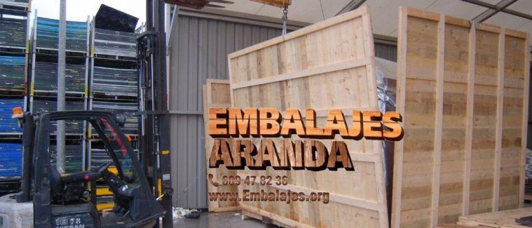 Embalaje industrial Miguelturra Ciudad Real