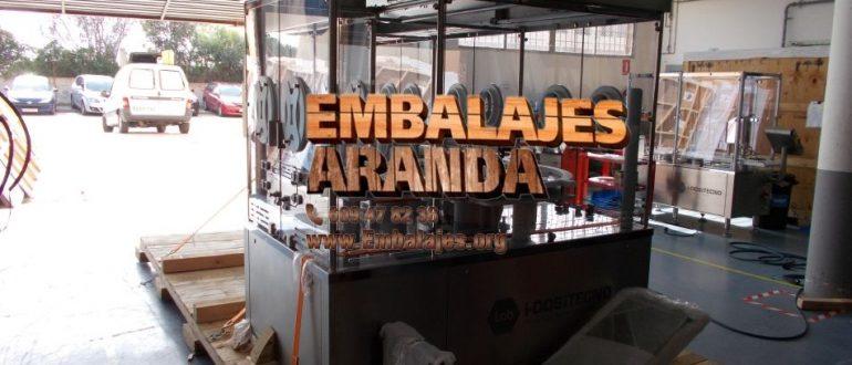 Embalaje industrial Mijas Málaga