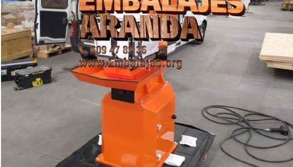 Embalaje industrial Mojácar Almería