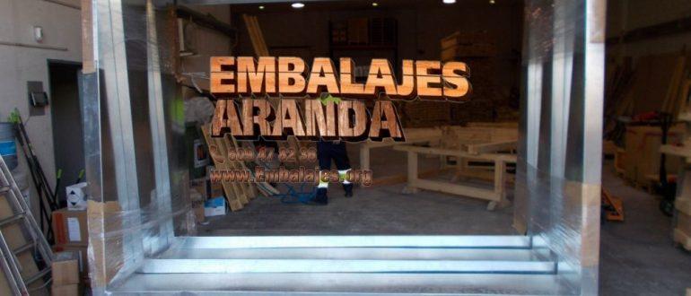 Embalaje industrial Molina de Aragón Guadalajara