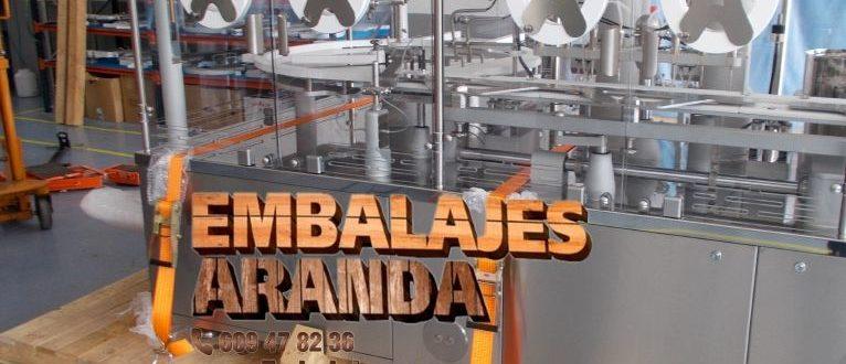Embalaje industrial Molina de Segura