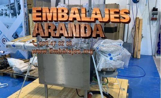 Embalaje industrial Monachil Granada