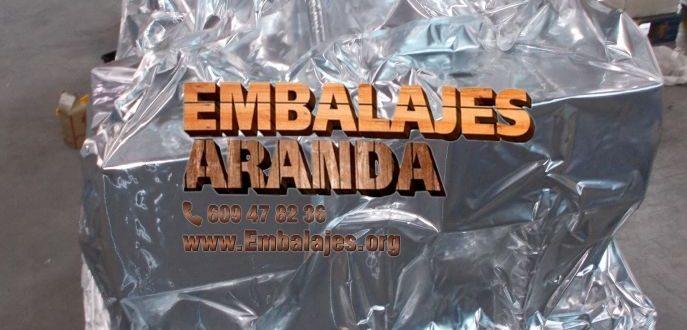 Embalaje industrial Moncada Valencia