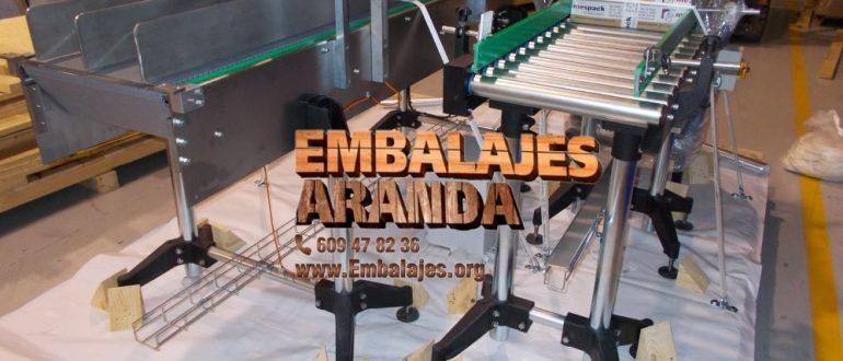 Embalaje industrial Moral de Calatrava Ciudad Real