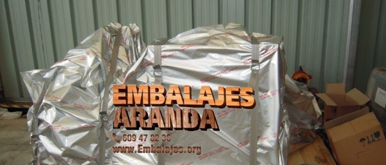 Embalaje industrial Mos Pontevedra