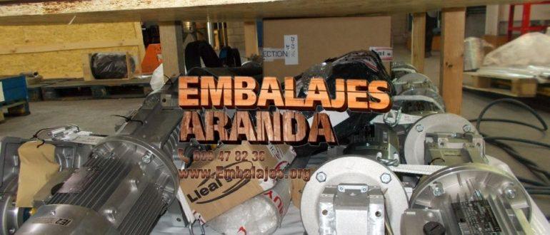 Embalaje industrial Motril Granada