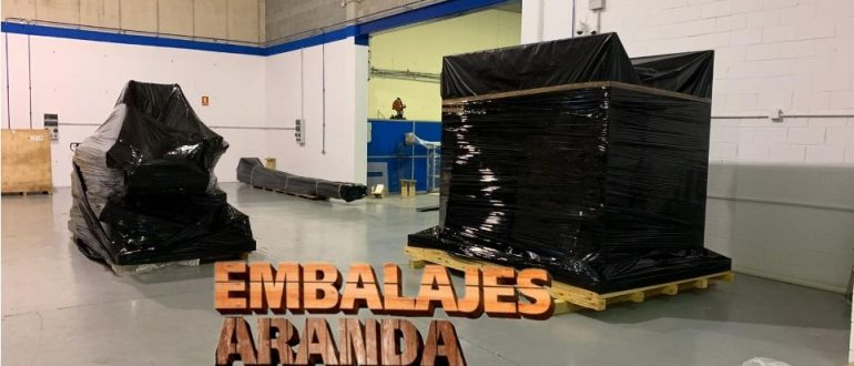 Embalaje industrial Nambroca Toledo
