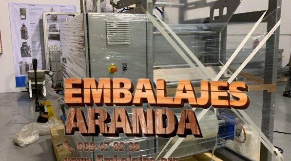 Embalaje industrial Navalmoral de la Mata Cáceres