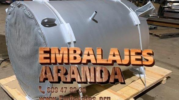 Embalaje industrial Níjar Almería