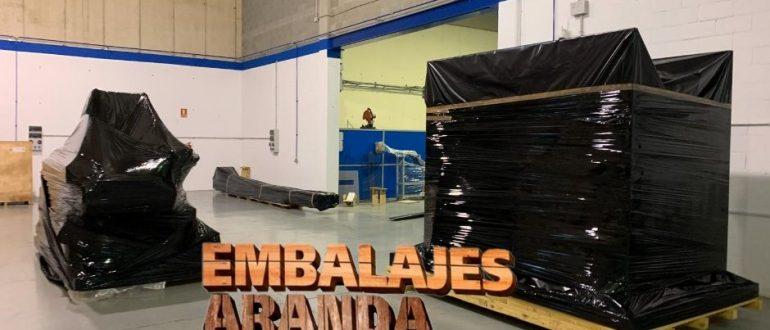 Embalaje industrial Noblejas Toledo