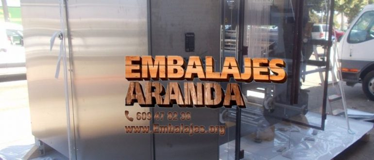 Embalaje industrial Ogíjares Granada