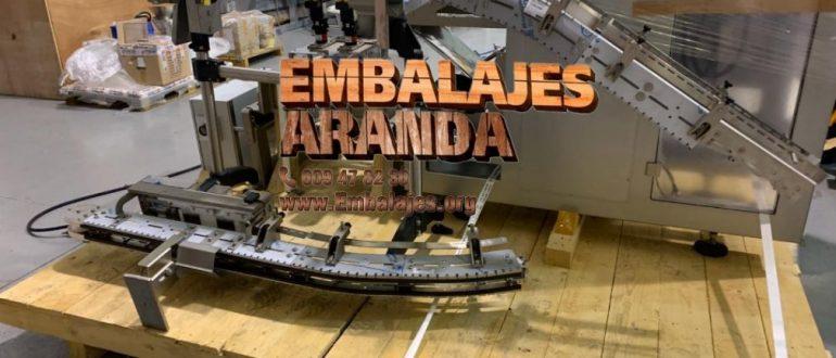 Embalaje industrial Olías del Rey Toledo