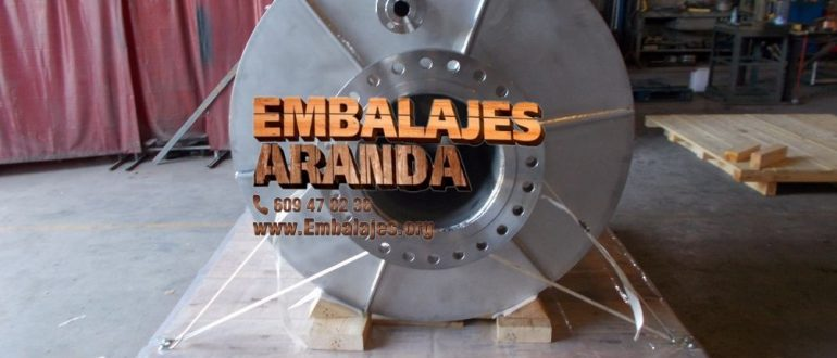 Embalaje industrial Olmedo Valladolid