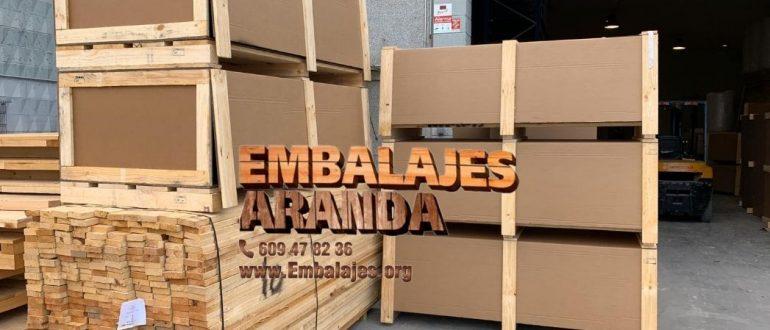 Embalaje industrial Olot Girona