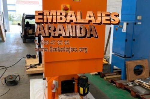 Embalaje industrial Órgiva Granada