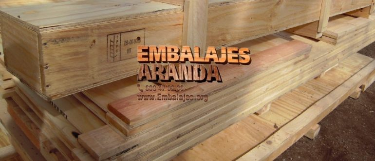 Embalaje industrial Orihuela Alacant