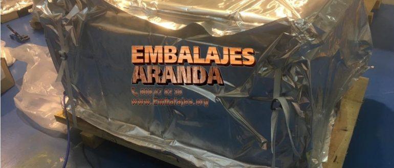 Embalaje industrial Otura Granada