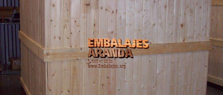 Embalaje industrial Palamós Girona