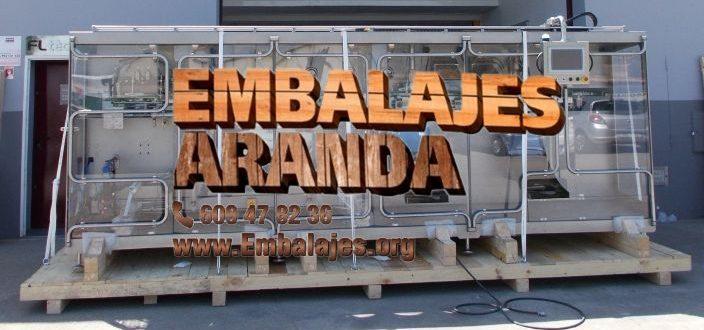 Embalaje industrial Palma del Río Córdoba
