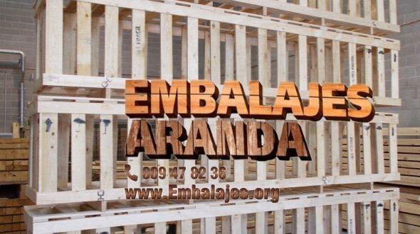 Embalaje industrial Pamplona Navarra