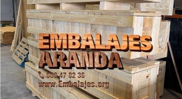 Embalaje industrial Parets del Vallès Barcelona