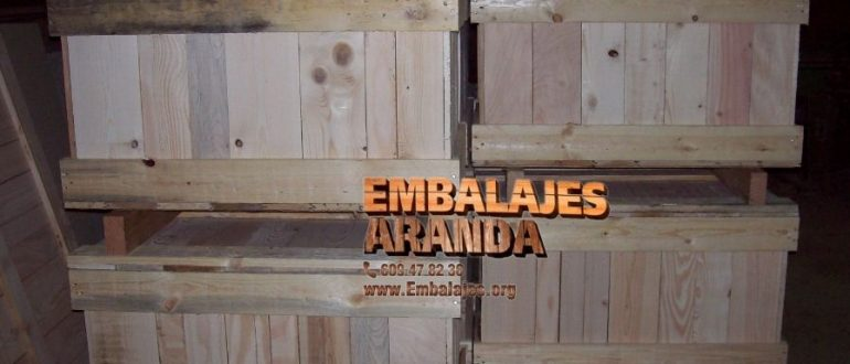 Embalaje industrial Parla Madrid