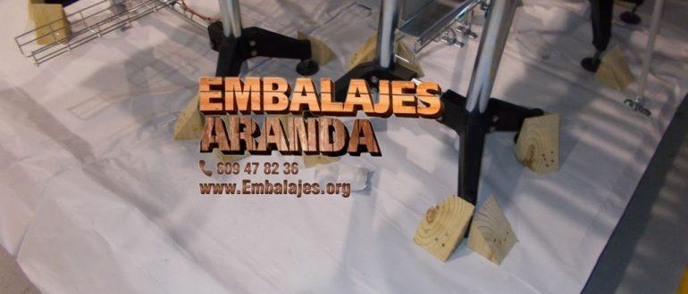 Embalaje industrial Penarroya-Pueblonuevo Cordoba