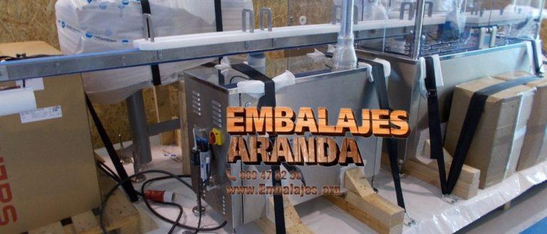 Embalaje industrial Peralta Navarra