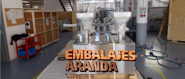 Embalaje industrial Picanya València