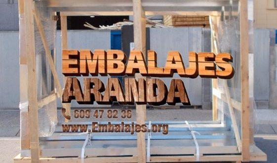 Embalaje industrial Piedrabuena Ciudad Real