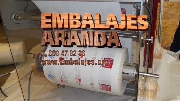 Embalaje industrial Pilar de la Horadada