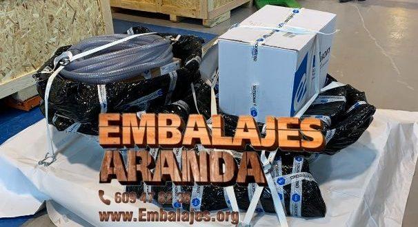 Embalaje industrial Piloña Asturias