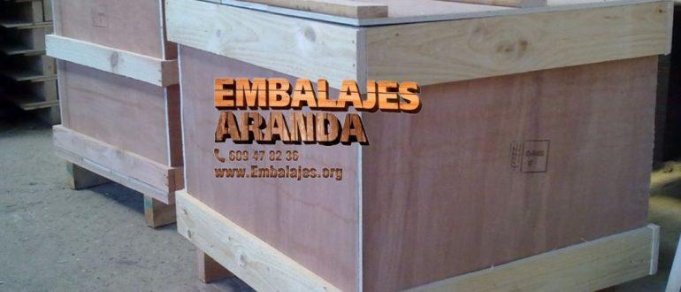 Embalaje industrial Pinos Puente Granada