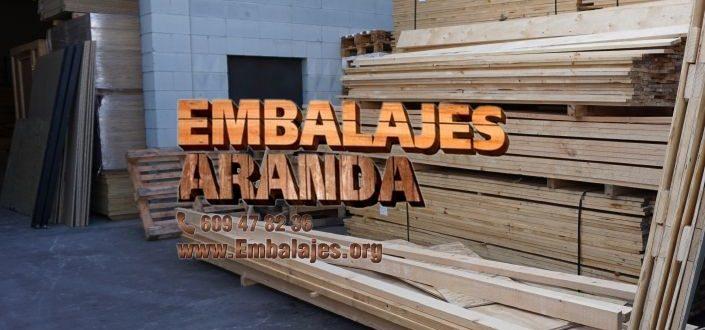 Embalaje industrial Pinseque Zaragoza