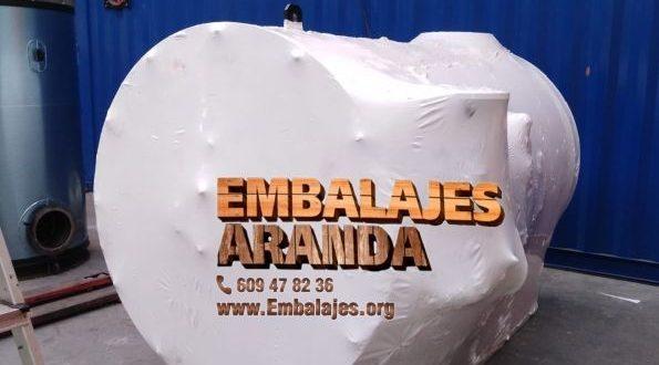 Embalaje industrial Ponferrada León