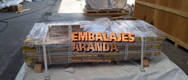Embalaje industrial Porreres Illes Balears