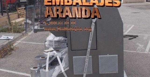 Embalaje industrial Posadas Córdoba