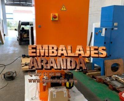 Embalaje industrial Pravia Asturias