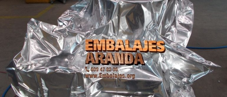 Embalaje industrial Priego de Córdoba