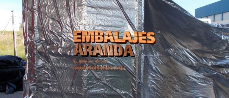 Embalaje industrial Puçol Valencia