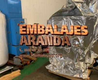Embalaje industrial Pulianas Granada