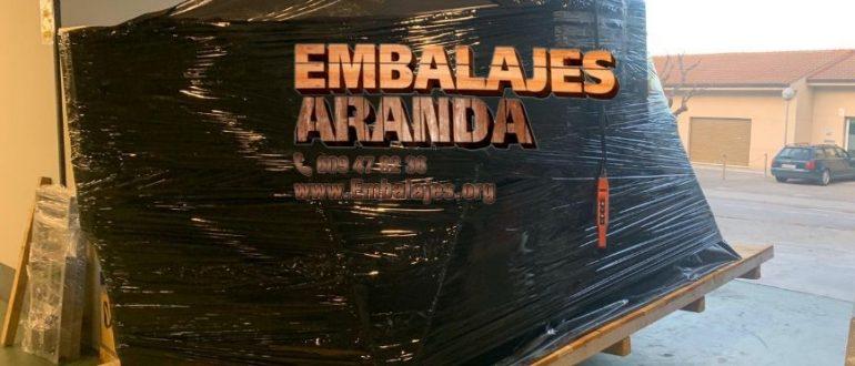 Embalaje industrial Ribadesella Asturias
