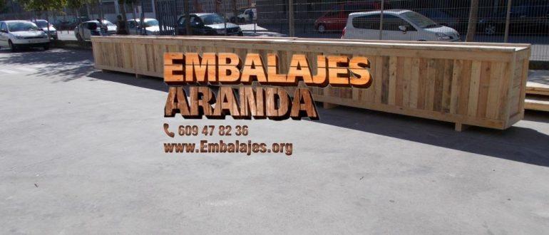 Embalaje industrial Roda de Barà Tarragona