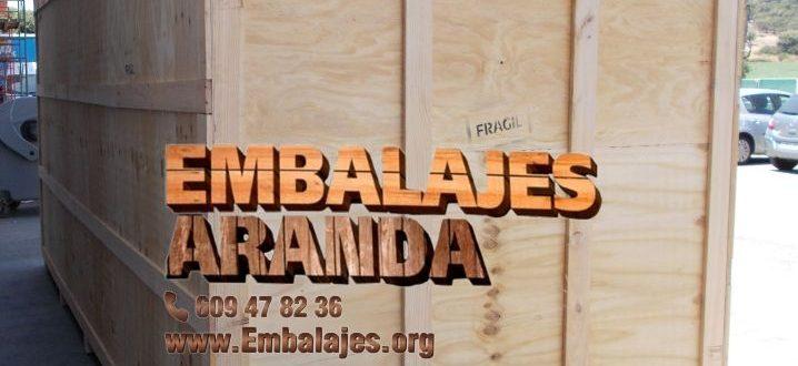 Embalaje industrial Sabadell Barcelona