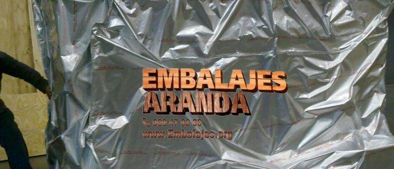 Embalaje industrial Sada A Coruña